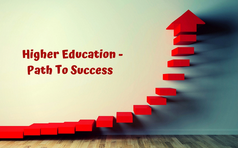 Higher Education - Path To Success